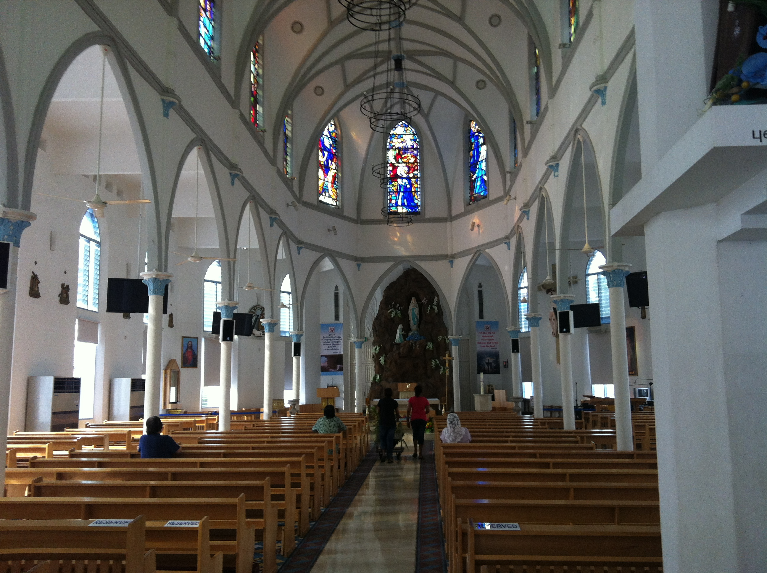 Church Of Our Lady Of Lourdes The Heartlander Tourist