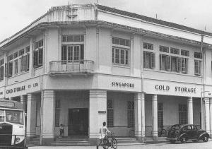 Singapore Cold Storage