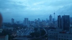 Kuala Lumpur Skyline 1