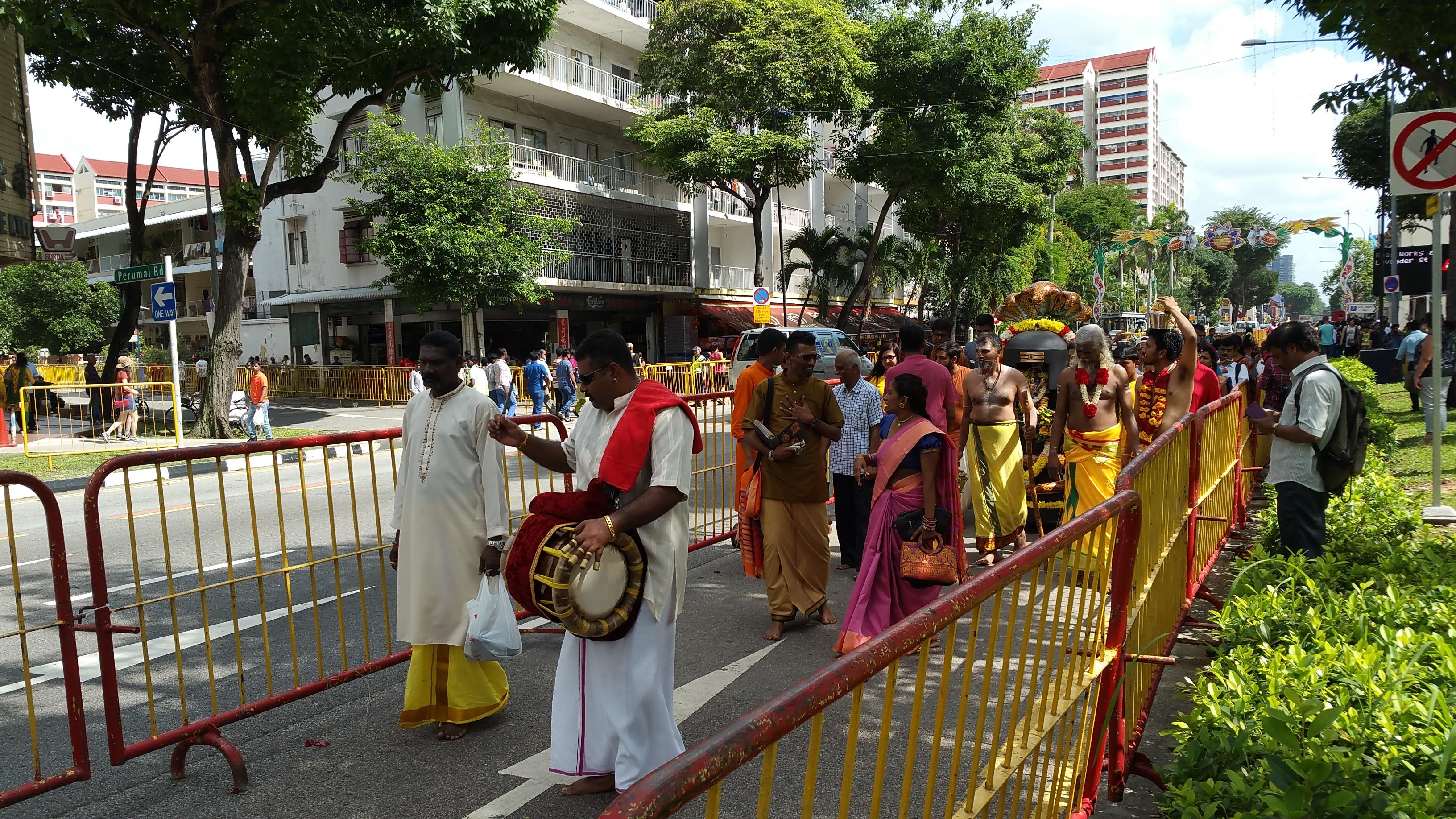Essay about thaipusam