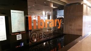 Esplanade Library 1