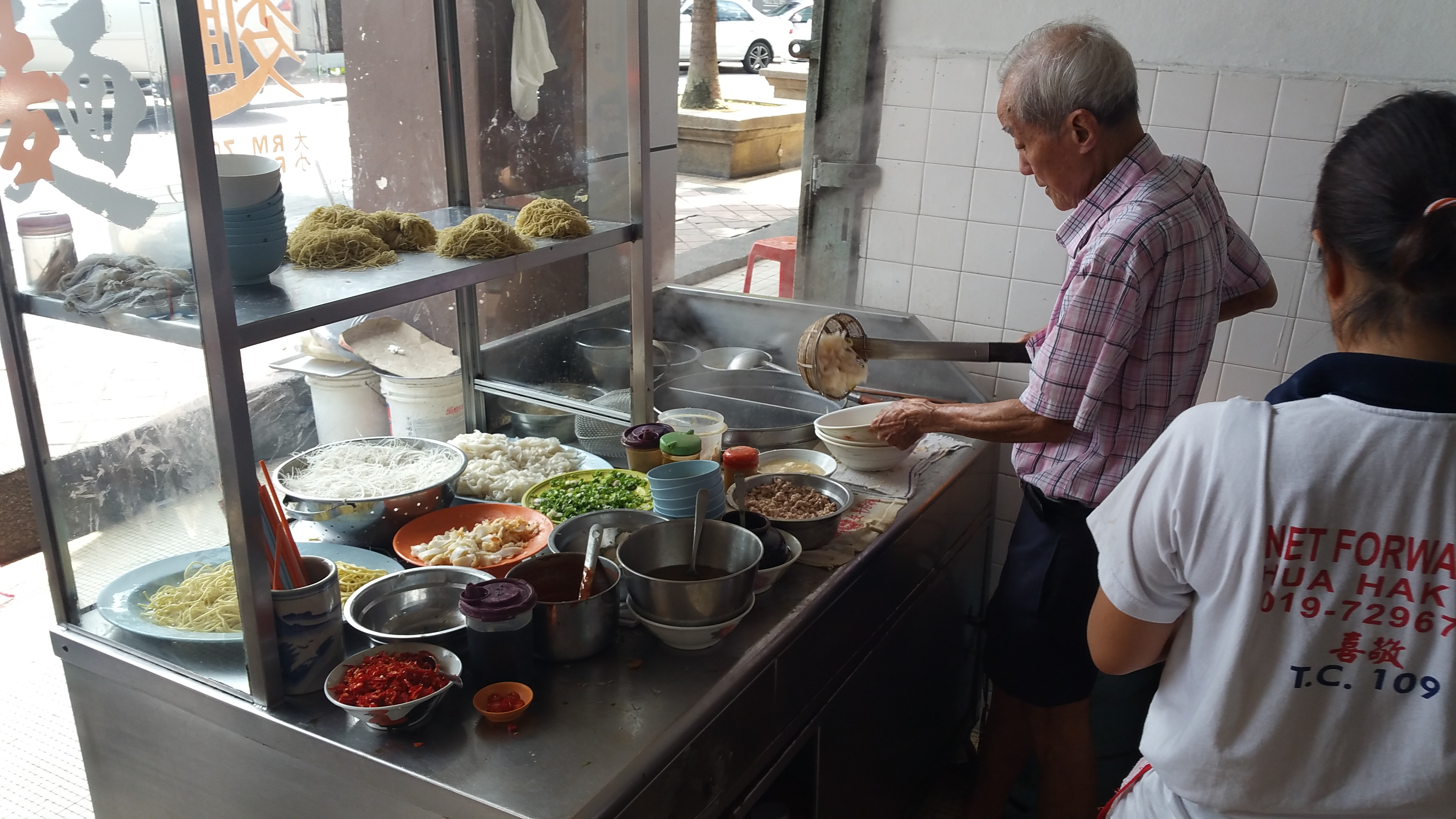 A day of eating around johor bahru city the heartlander for Chinese furniture johor bahru