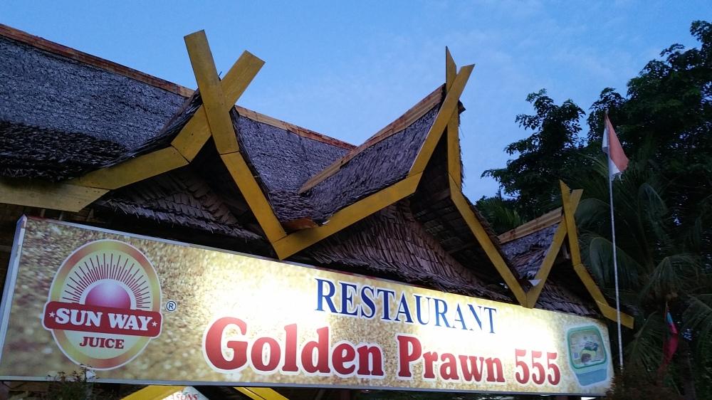 Golden Prawn 555 Batam 1