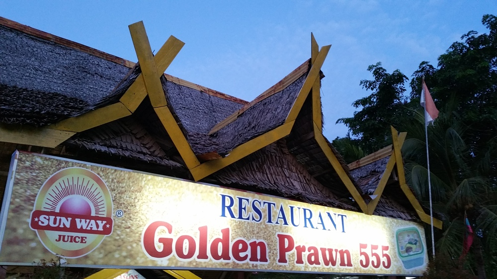 Golden Prawn 555 Batam 1