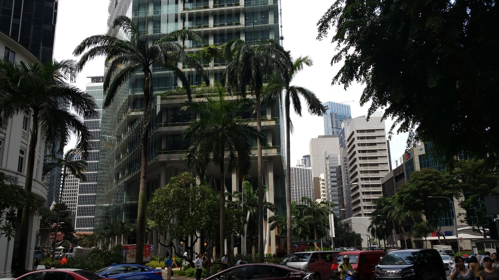 Another Day in Downtown Singapore 1