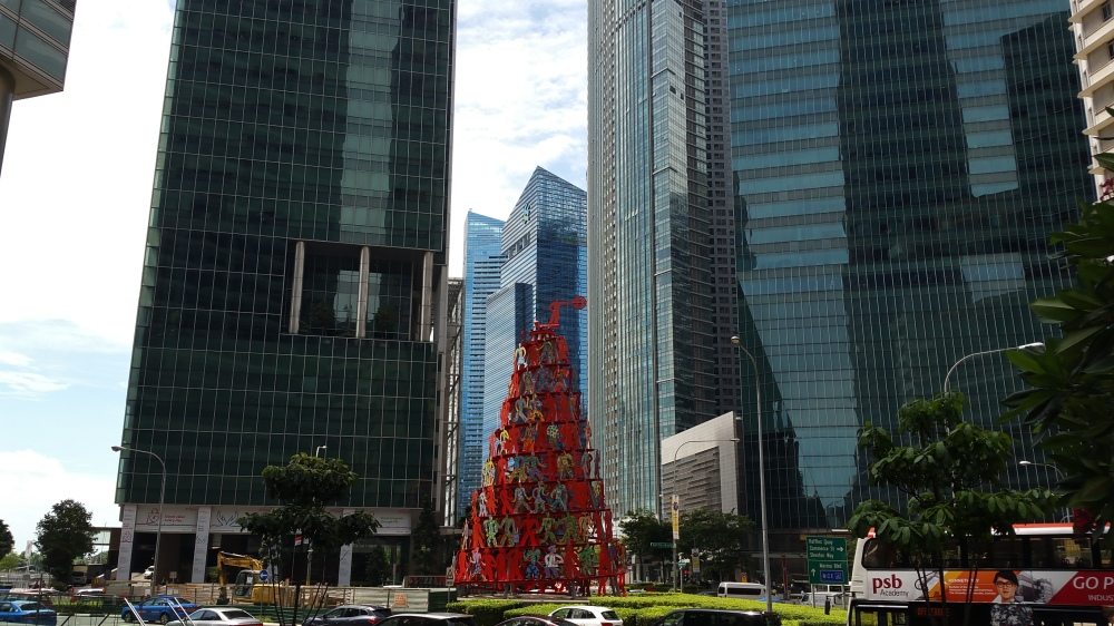 Another Day in Downtown Singapore 5