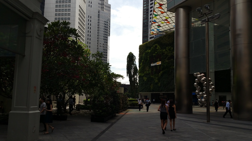 Another Day in Downtown Singapore 6