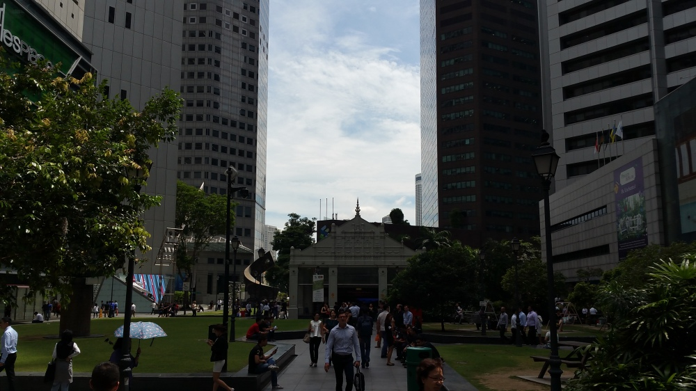 Another Day in Downtown Singapore 9